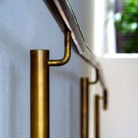 brass-stair-handrails