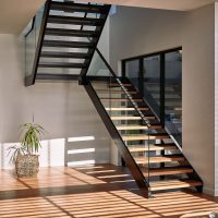 Sydney staircase design for small space