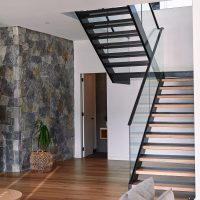 Sydney staircase design for small house