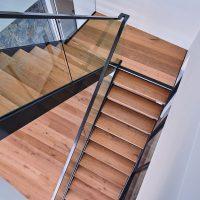 staircase design handrail
