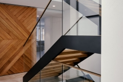 sydney double stringer staircase detail