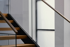 single beam staircase
