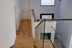 exterior metal stair stringers