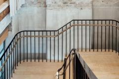 designer staircases sydneyWoolwich Pier Hotel-7