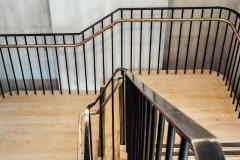 steel stairs sydney australiaWoolwich Pier Hotel-9