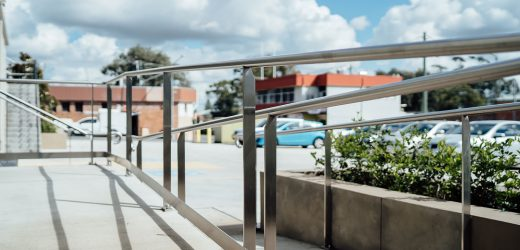 galvanised steel balustrade sydney