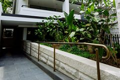 brass stair handrail nsw au