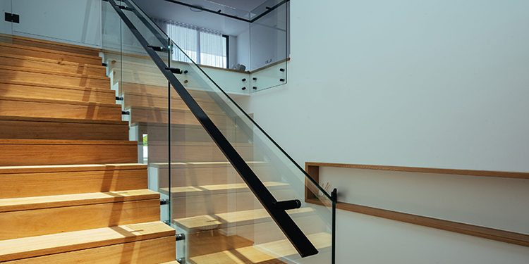 Frameless Glass Balustrades Staircases